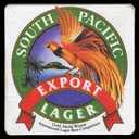South Pacific Export Lager Beer