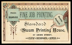 Evening Standard Steam Printing House