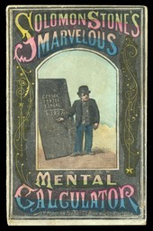 Solomon Stone's Marvelous Mental Calculator