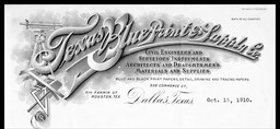 Texas Blue Print & Supply Company