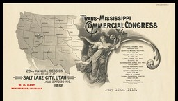 Trans-Mississippi Commercial Congress