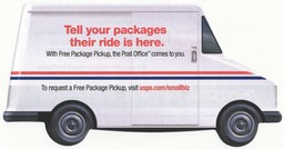 United States Postal Service / Free Package Pickup