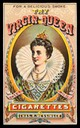 Charles R. Messinger, Virgin Queen Cigarettes