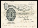 Waterlow & Sons, Limited / Law Agency Department