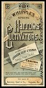 Johnson's Gere & Truman / Whipple's Spring Harrows and Cultivators