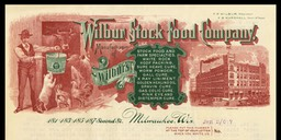 Wilbur Stock Food Company