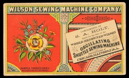 Wilson Sewing Machine Company