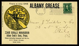 Adam Cook's Sons / Albany Grease