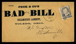 Peck & Company's Bad Bill Collecting Agency