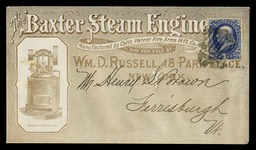 William D. Baxter / Baxter Steam Engine