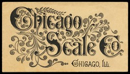 Chicago Scale Company