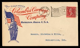 Columbia Carriage Company