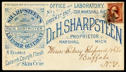 Dr. H. Sharpsteen / Sharpsteen's Pain Destroyer