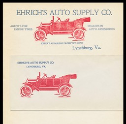 Ehrich's Auto Supply Company