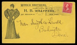 Hirsch Brothers / H.B. Wrappers
