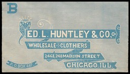 Ed. L. Huntley & Company