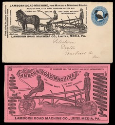 Lamborn Road Machine Company, Ltd.