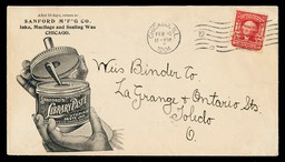Sanford Manufacturing Company / Library Paste