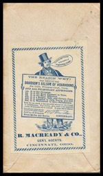 R. Macready & Company / Davidson's Balsam of Hoarhound
