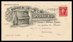 The Poole Piano Company