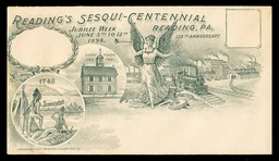 Reading's Sesqui-Centennial