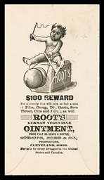 Strong, Cobb & Company / Root's German Vegetable Ointment