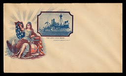 Spanish-American War Patriotic Cover