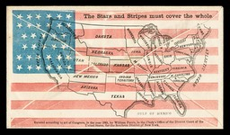 Union Civil War Patriotic Cover