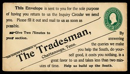 The Tradesman
