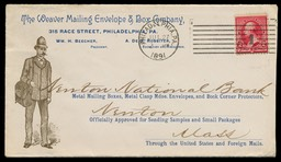 The Weaver Mailing Envelope and Box Company