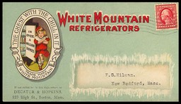 Decatur & Hopkins / White Mountain Regrigerators
