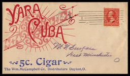 William McCampbell Comany / Yara Cuba Cigars
